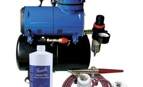 Paasche airbrush compressor